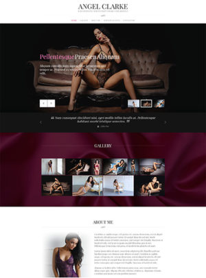 Indezire HTML Bootstrap Theme